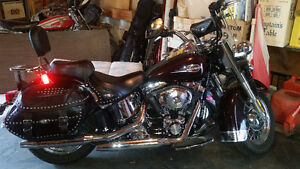 2005 Harley Davidson – Heritage Soft Tail Classic