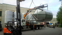 30 Ton Knuckle Boom For Sale
