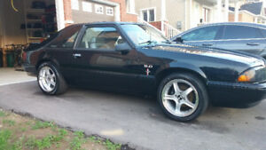 25 anniversary 1990 mustang 5.0 litre