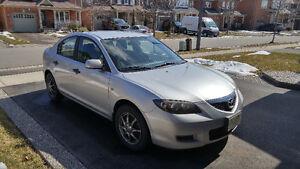 Great Value! 2008 Mazda3 + Summer Mazda Rims + Winter Tires