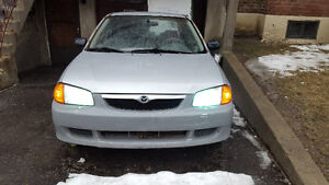 1999 Mazda Protege LX Other