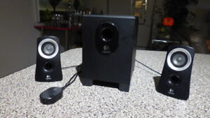 Computer Speakers with Sub-woofer