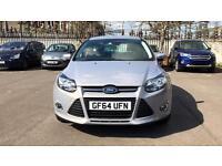 2014 Ford Focus 1.6 Zetec Navigator 5dr Manual Petrol Hatchback
