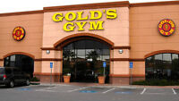 Gold's GYM contract for 6  month