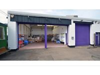 Wanted garage/workshop/unit south queensferry