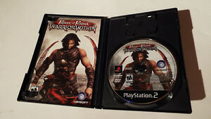 3 COMPLETE PRINCE OF PERSIA PS2 GAMES London Ontario image 2