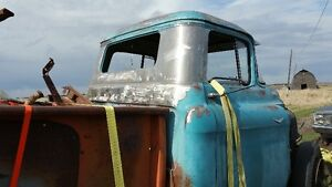 old truck for restoration