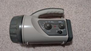 Multi-Purpose Flashlight / Radio / Emergency Siren
