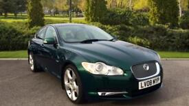 2008 Jaguar XF 4.2 V8 Premium Luxury Automatic Petrol Saloon