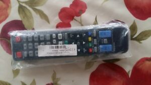brand new Samsung blue ray player remote