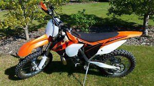 2014 KTM 250XC MINT STILL NEW