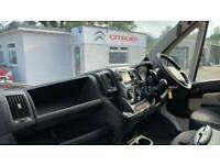 2018 Citroen Relay 2.0 BlueHDi 35 Enterprise L3 H2 EU6 5dr Panel Van Diesel Manu