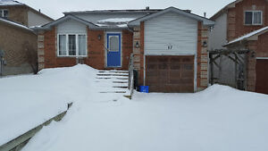 DETACHED HOME, SOUTH BARRIE, 3 BDRMS, NEWLY RENOVATED!!