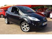 2014 Ford Ka 1.2 Titanium (Start Stop) Manual Petrol Hatchback