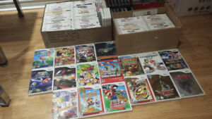 *** Over 60 Nintendo Wii and Wii U Games for Sale or Trade! ***