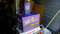 Royal Purple synthetic motor oil, best oil on the market,LACOMBE