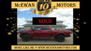 2012 Ram 2500 SLT Leather Diesel 4x4 Truck