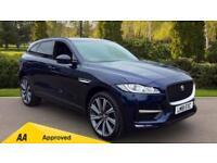 2018 Jaguar F-PACE 2.0d (240) R-Sport 5dr AWD Automatic Diesel 4x4