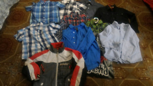 Boys clothes - shirts