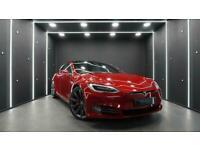 2016 Tesla Model S P90D, Ludicrous +, Extended Comp Warranty Auto Saloon Electri