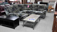 Sofa Sectional - Used