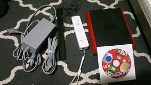 Nintendo Wii Mini with Super Mario Bros Wii