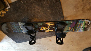 Excellent snowboard and brand new bindings St. John's Newfoundland image 6