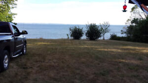 Bay of Fundy Beach Front Cottage and Lot