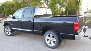 MUST SELL - 2008 Dodge Power Ram 1500 SLT Pickup Truck