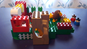 Duplos: zoo and water world