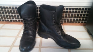 New leather paddock boots Ladies Size 8