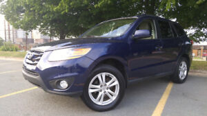 2010 Hyundai Santa Fe Limited - leather, towing, winter tires