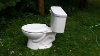 High-quality commercial Vitra toilet (two available)