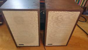 Smaller advent vintage loudspeaker