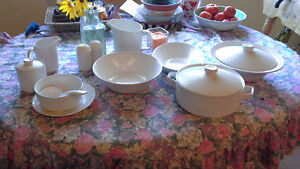 Johnson brothers ironstone, made in England