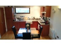 Nice and comfortable double bedroom in a great flat near river!!!