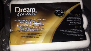 Dream Finish Paint Rollers Brand New For Sale  Quality Rollers