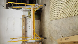 Bakers scaffold
