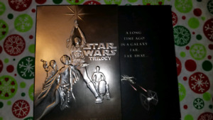 Star Wars Trilogy (Widescreen) THX Remastered Ed. (4 DVD Set)