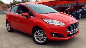 2017 Ford Fiesta 1.6 Zetec Powershift Automatic Petrol Hatchback