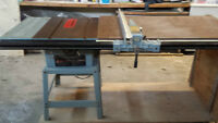 """Delta Contractor's 10"""" table saw"""