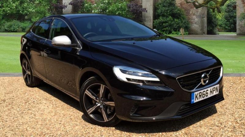 2017 volvo v40 d4 190 r design manual xeni manual diesel. Black Bedroom Furniture Sets. Home Design Ideas