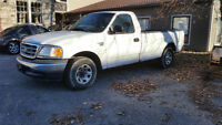 2001 Ford F-150 low mileage