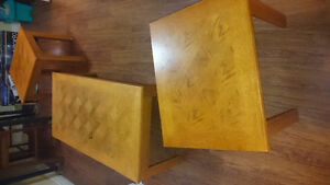Coffee table with matching end tables St. John's Newfoundland image 2