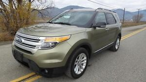 2013 Ford Explorer XLT NOW REDUCED TO ONLY $23750!!