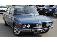 1972 BMW 2500 E3 4 DOOR SALOON A VERY RARE UK RIGHT HAND DRIVE BMW