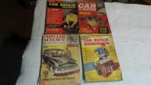 Readers digest, National geographic,and more from 1930's -1960's