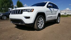 2017 JEEP GRAND CHEROKEE LIMITED GORGEOUS INTERIOR !! 17GH2252