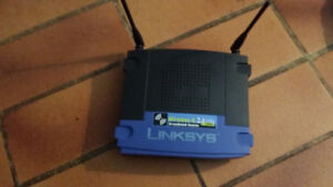 Router wifi LinkSys 2.4 GHZ