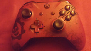 Xbox One Limited Edition Gears Of War Controller